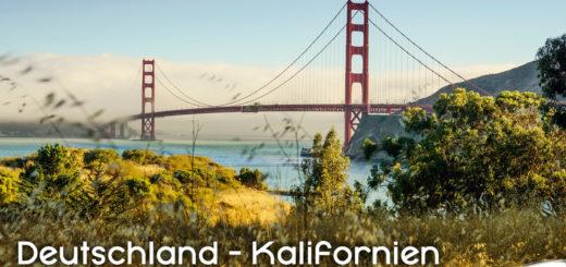 Kalifornien Reise