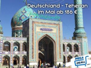 Teheran Reise