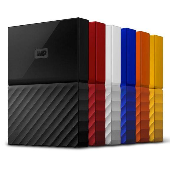 WD externe Festplatte