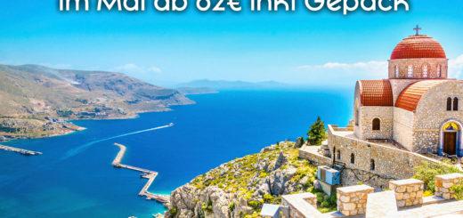 Griechenland Flug
